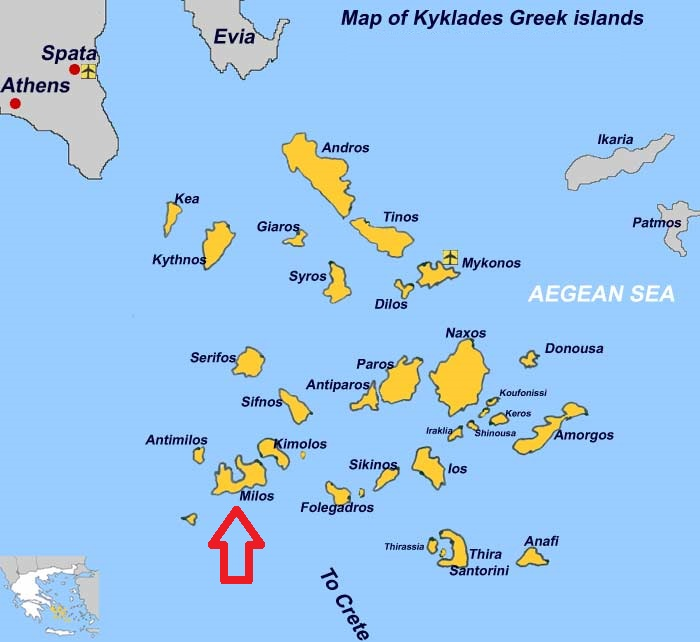 map kyklades